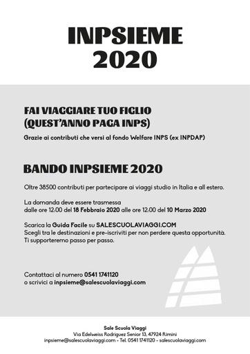 INPSieme 2020